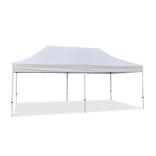 3 * 3m pieghevole tenda fatta di 520g/m ² tessuto poliestere rivestito di PVC e tubi di alluminio di 50mm