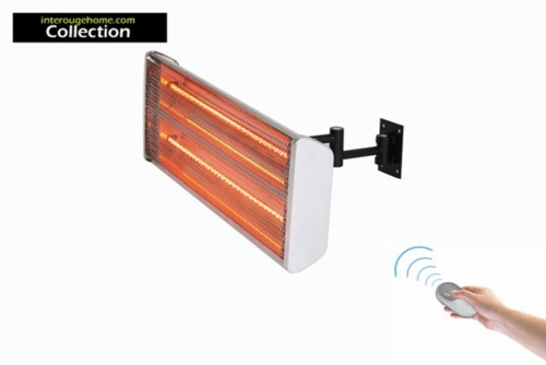 2400W Mini Outdoor Heater  with Infrared Halogen