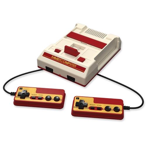 クラシックNESゲーム機ミニTVハンドヘルドゲームコンソールビデオゲーム機400ゲーム中小児デュアルコントロール