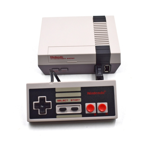 EU Edition Classic NES Mini Game Console Clone Handheld Gaming Player with Built-in 30 Games - HD Version