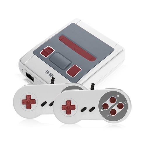 SEGA Video Game Console 16 Bit Retro Handheld Game Player with Built-in 167 Classic Games