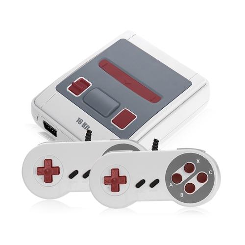Videoconsola SEGA Videojuego portátil de 16 bits con reproductor incorporado y 167 juegos clásicos
