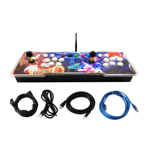 Arcade Videogiochi Arcade Joystick TV Game Box con 1760 giochi classici all'interno