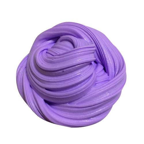 DIYの柔らかいふわふわのフロムスライム香りのあるストレスリリーフ子供と大人のためのホウ素スラッジコットンマッドリリース粘土おもちゃのplasticine