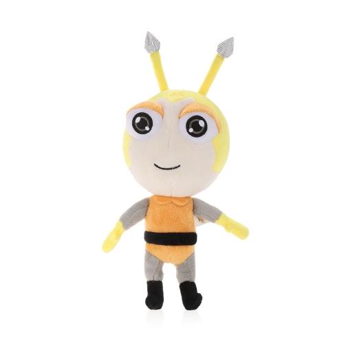 アリぬいぐるみ玩具スター蟻アニメーションの置物ぬいぐるみぬいぐるみ動物誕生日とクリスマスの贈り物