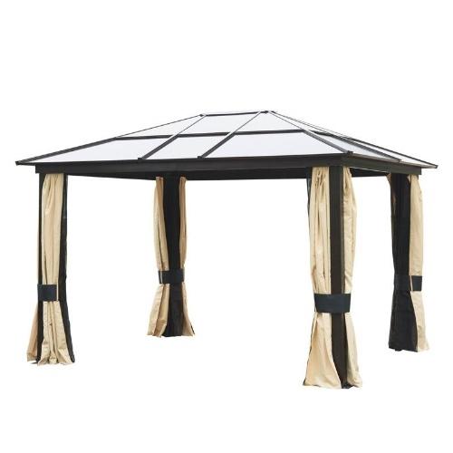 Патио Canopy Gazebo Outsunny® 12 'x 10'