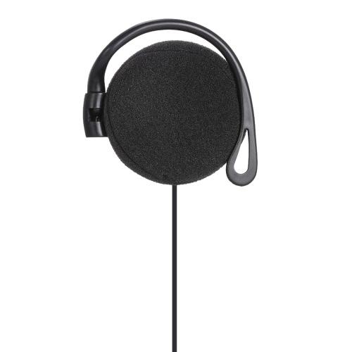 سماعات 3.5mm على الأذن سماعات الموسيقى