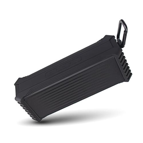Haut-Parleur Bluetooth Sans Fil Portable Double 10W Subwoofer Haut-Parleur Stéréo Lecteur de Musique Multifonction Haut-Parleur TF Carte Line-in