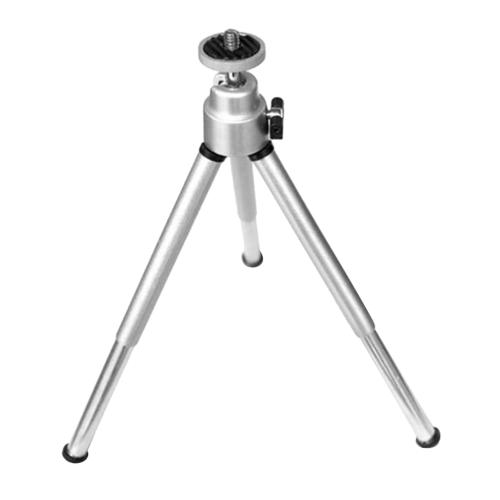 Mini Flexible Projecteur Trépied Support Mini Projecteur En Alliage D'aluminium Titulaire Stand Projetor Trépied Argent
