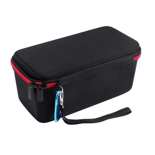 EVA Защитная коробка для переноски чехла для Bose SoundLink Revolve Bluetooth Speaker Travel Cover Сумка для вращающихся колонок Адаптер питания Кабель питания