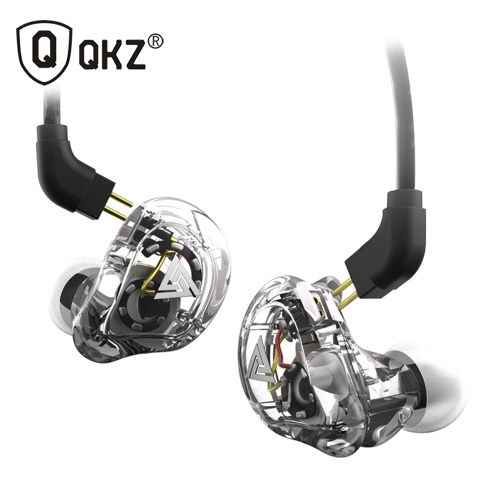 QKZ VK1 3.5mm In-ear Wired Headphone with Microphone Sales Online ...