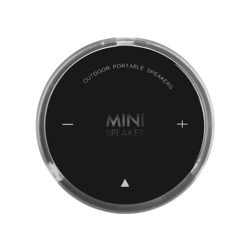 S-600 Portable Bluetooth 4.2 Speaker 3W Stereo Music Sound Box High-quality TF Read & Play Handsfree w/ Mic Breathing LED Light V4630