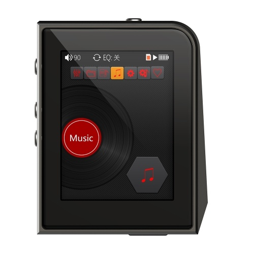 RUIZU A50 HiFi Lossless Digital Audio Player