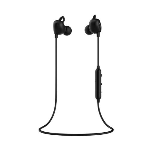 QCY E2 Cuffie Bluetooth senza fili con microfono CSR8645 Cuffie auricolari sportive Supporto apt-X