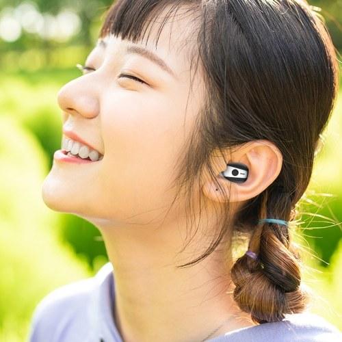 Беспроводная связь Bluetooth 4.1 Наушники Мини-наушники-невидимки Наушники-вкладыши Музыкальная гарнитура Зарядное устройство Hands-free с микрофоном