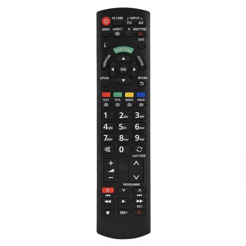 Universal Smart LED LCD TV Remote Control Replacement Controller For Panasonic,N2QAYB000487