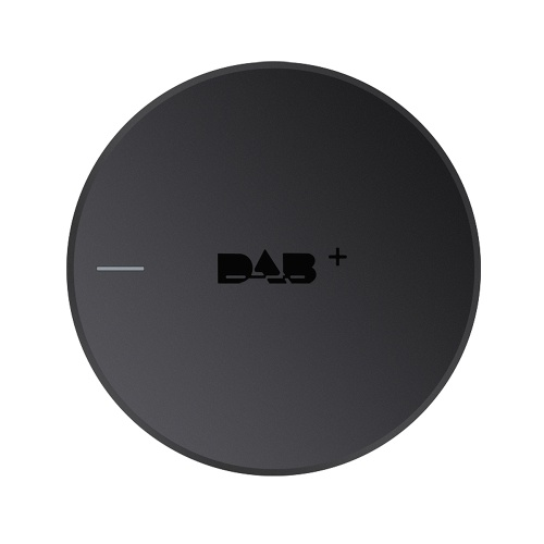 DAB+008 DAB+ Box Car Radio Tuner Receiver Digital Audio Broadcasting Receiver Box Car Stereos for Car Radio Android 5.1 and Above (Only for Countries that have DAB Signal)