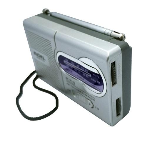 INDIN BC-R119 Mini receptor de radio