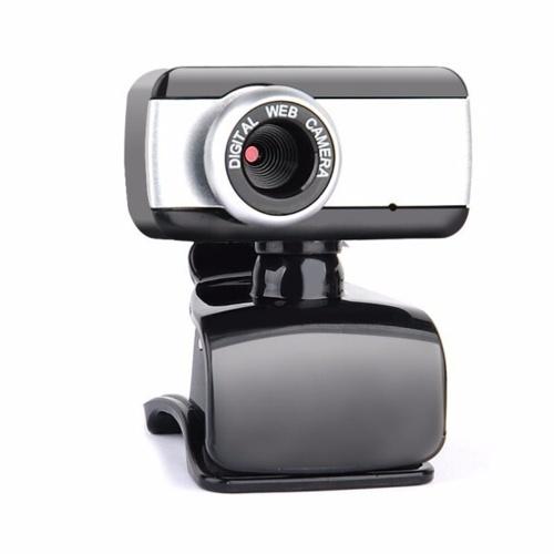 USB 2.0 480P Web Camera Laptop Webcam Webcam Clip-On Webcamere Webcamere con microfono per computer PC Desktop