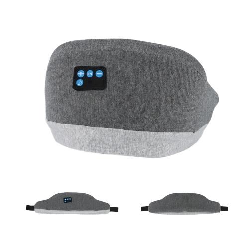 Music Eye Mask Fone de ouvido para dormir Máscara para olhos recarregável BT 5.0 Fones de ouvido estéreo 4D sem fio BT Travel Shades para os olhos com falante integrado para dormir, viagens aéreas, meditação