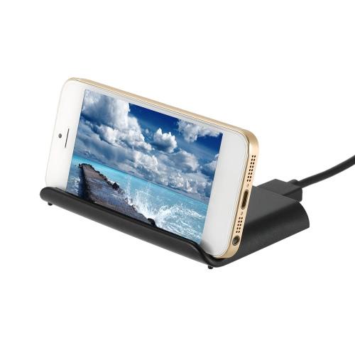 EZCast Док-станция для 1080P Зеркальное Streaming адаптер с зарядки док подключи и играй для прошивкой и Android-смартфоны колодки