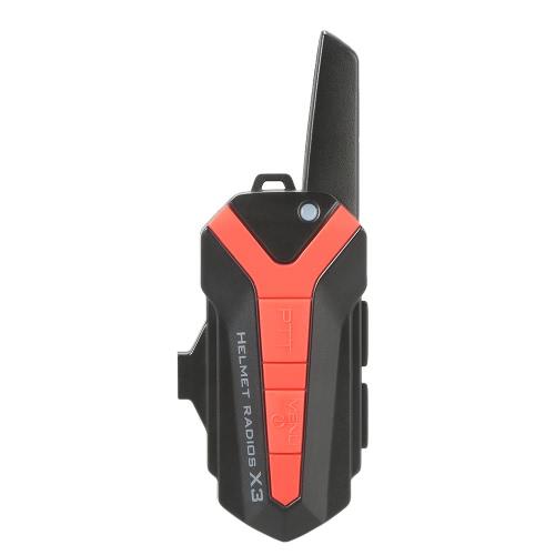 Шлемофон для велосипеда X3 Plus Interphone Bluetooth Intercom