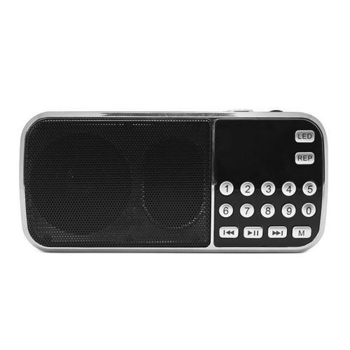 Y-501 Mini FM Radio