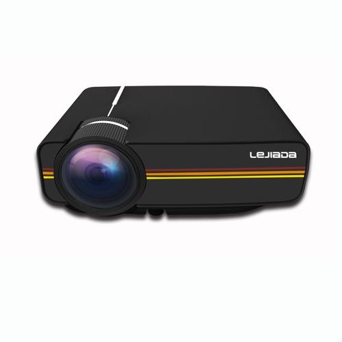 YG400 LCD Mini Portable HD Projecteur Filaire