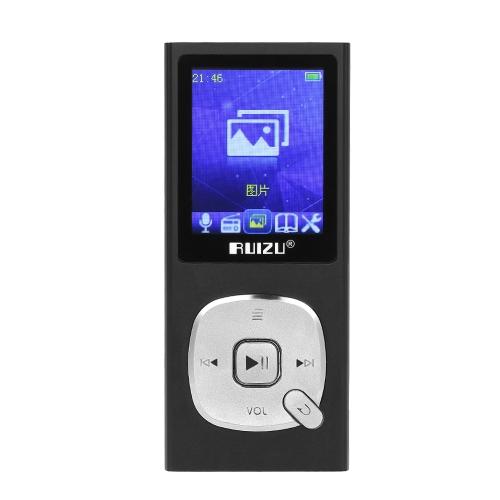 رويزو X28 8GB MP3 MP4 الرقمية لاعب