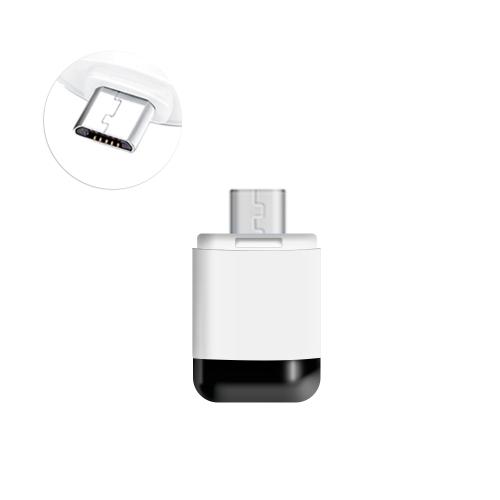 Telefone móvel Remoto Dispositivos infravermelhos sem fio Adaptador de controle remoto Micro Interface USB
