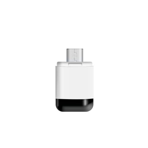 Telefon komórkowy Zdalny bezprzewodowy sprzęt podczerwieni Adapter zdalnego sterowania Adapter microUSB