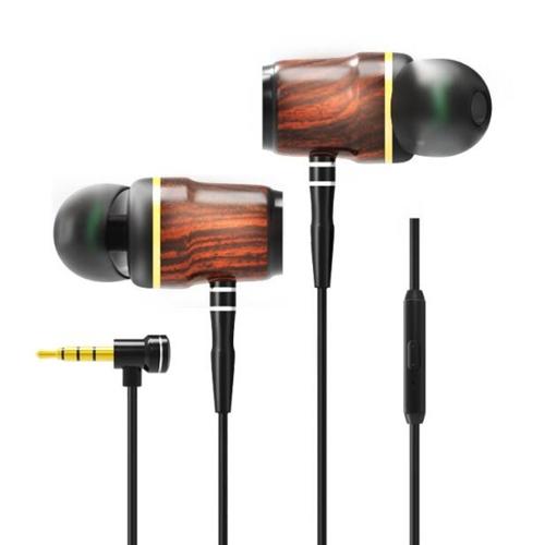 zermie 3,5 мм Наушники-вкладыши с микрофоном с микрофоном