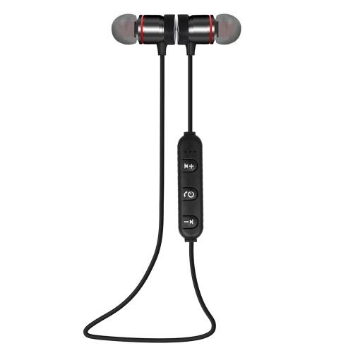 Écouteur de sport sans fil BT 4.1 en plein air