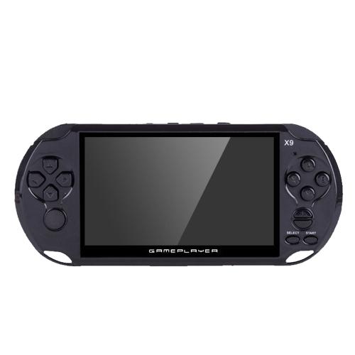 5.1 '' شاشة كبيرة 8G يده لعبة لاعب