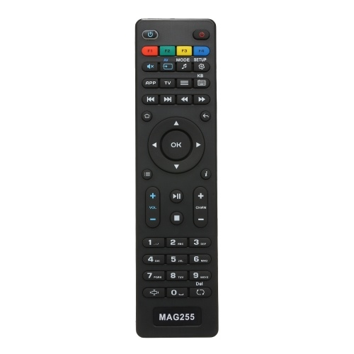 Replacement TV Box Remote Control For Mag255 Controller For Mag 250 254 255 260 261 270 IPTV TV Box For Set Top Box