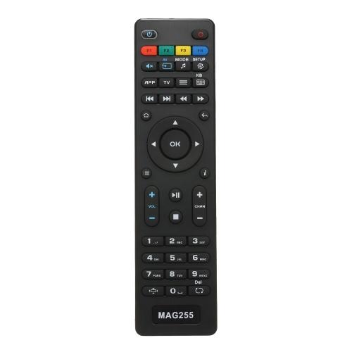 Reemplazo de TV Box Control remoto para Mag255 controlador para Mag 250 254 255 260 261 270 IPTV TV Box para set top box