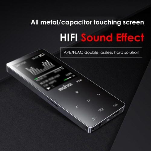 Mahdi M350 Mp3-плеер Металл Спорт Мини Портативный Аудио 4G / 8G Музыкальный Плеер фото