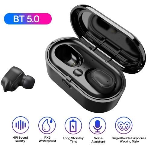 TWS-Air2 Écouteurs-boutons stéréo sans fil BT5.0 BT5.0