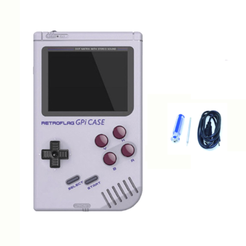 retroflag gpi / rasperberry-pi-case / GameBoy pi Original-Kit Compatible avec Raspberry Pi Zero et Zero W Game Machine