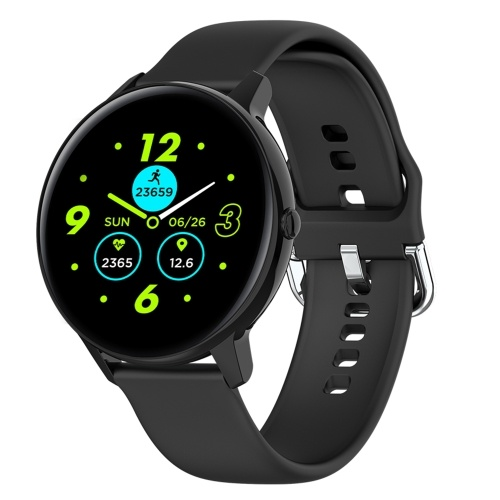 W68 BT5.0 Intelligent Watch Full Touch Body Temperature Heart Rate Monitoring IP68 Waterproof Sports Watch