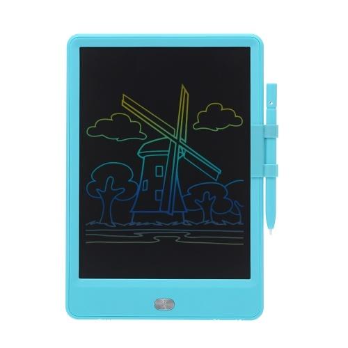 Lavagna LCD per disegno elettronico Tavoletta per scrittura a mano Schermo LCD da 8,5 pollici con pulsante di cancellazione Blocco schermo Stilo Regalo per bambini Adulti