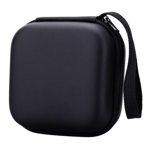 Чехол для наушников EVA, сумка для хранения кабеля для USB-зарядного устройства, наушников, Power Bank, линия передачи данных, водонепроницаемая портативная дорожная сумка для кабеля
