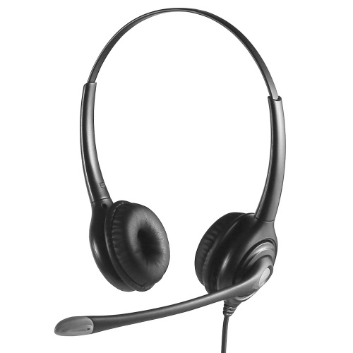 Communication Headset Noise - cancelling Hearing Protection Clear Call Convenient Solid Material Adjustable The USB Connector