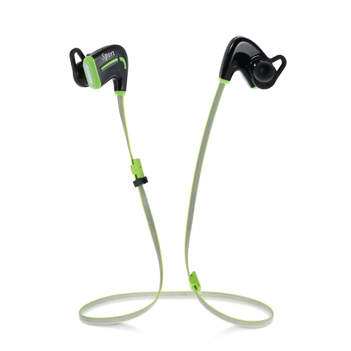 Original NAENY® S6 Wireless Bluetooth Headset In-ear Sport Sweat-proof Bluetooth 4.0 + EDR Music Headphone Hands-free w/ Mic for iPhone Samsung LG Laptops Tablets All Bluetooth-enabled Devices