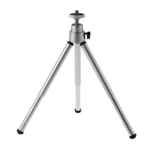 Projector Tripod Stretchable Tabletop Bracket Portable Holder Selfie Stick for Mini Projector DLP Digital Camera Smartphone