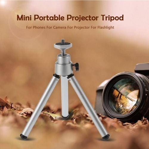 Projector Tripod Stretchable Tabletop Bracket Portable Holder Selfie Stick