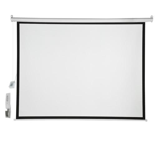 Écran de projection HD électrique de 100 pouces