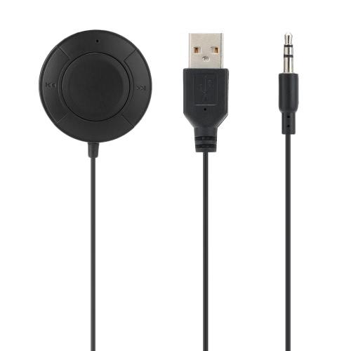 Bluetooth 4.1 + EDR беспроводной приемник Аудио Музыка адаптер Hands-Free Car Kit шумоподавлением для аудиоаппаратура