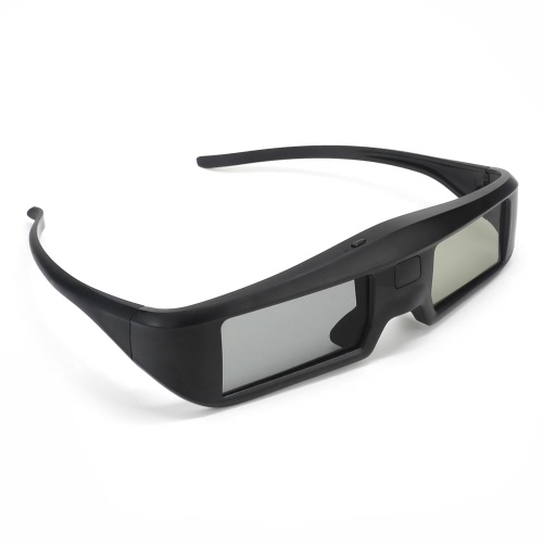 G06-BT 3D Active Shutter Glasses Virtual Reality Glasses BT Signal for 3D HDTV