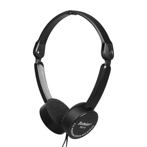 Fones de ouvido dobráveis Feinier